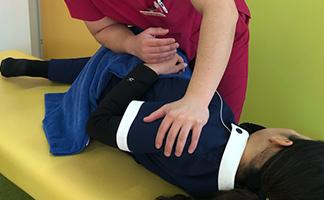 マタニティ、産後の骨盤矯正の治療