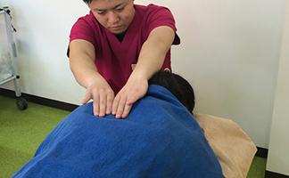肩の痛み、五十肩などの治療